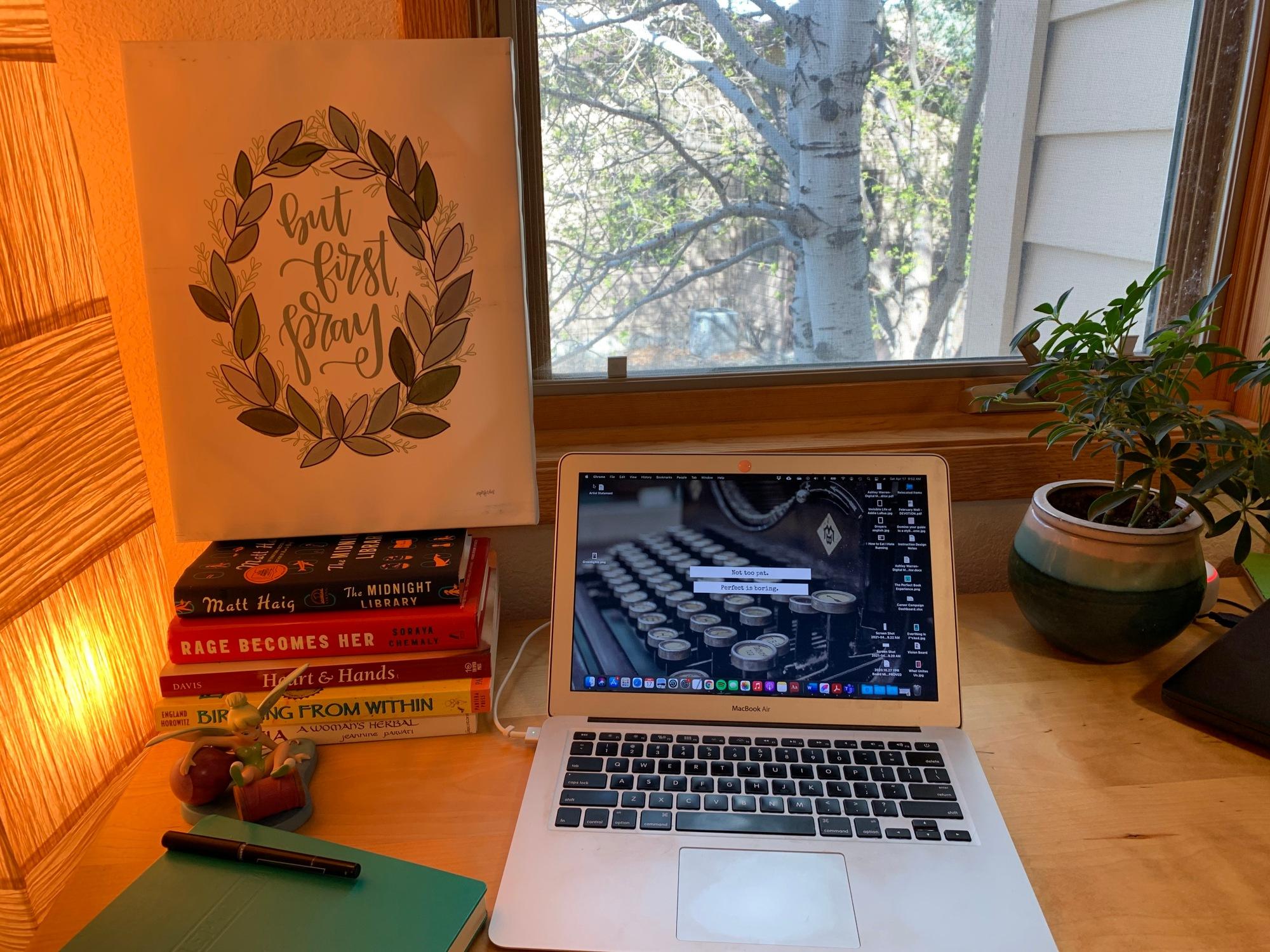 Writing Nook